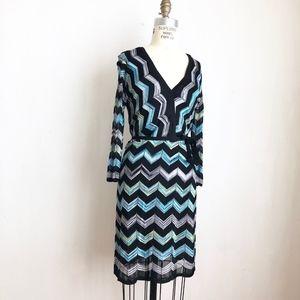 Trina Turk midi dress size:M